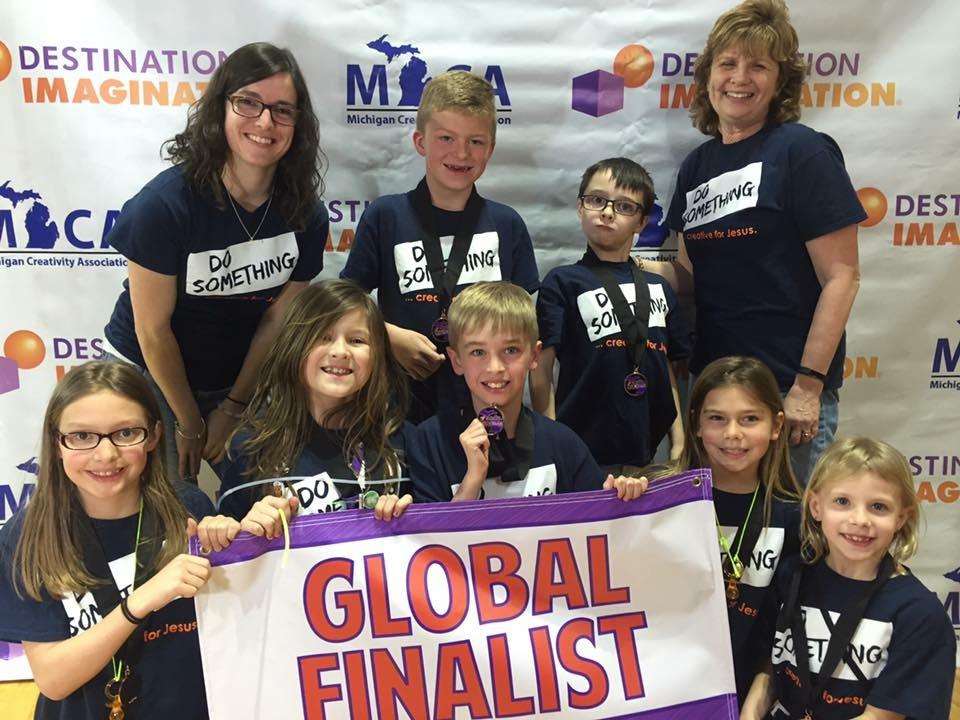 DI Destination Imagination Global Finals 3rd Grade 2017